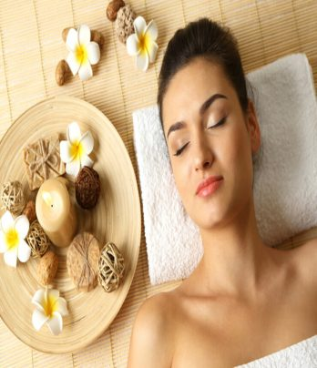 Aromatherapy Massage